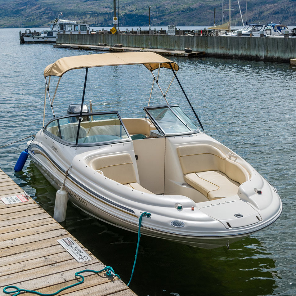 Mach boats outboard boats for sale find a bowrider or for Sea ray fish